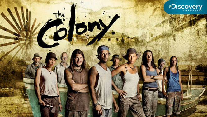 View The Colony, season 2